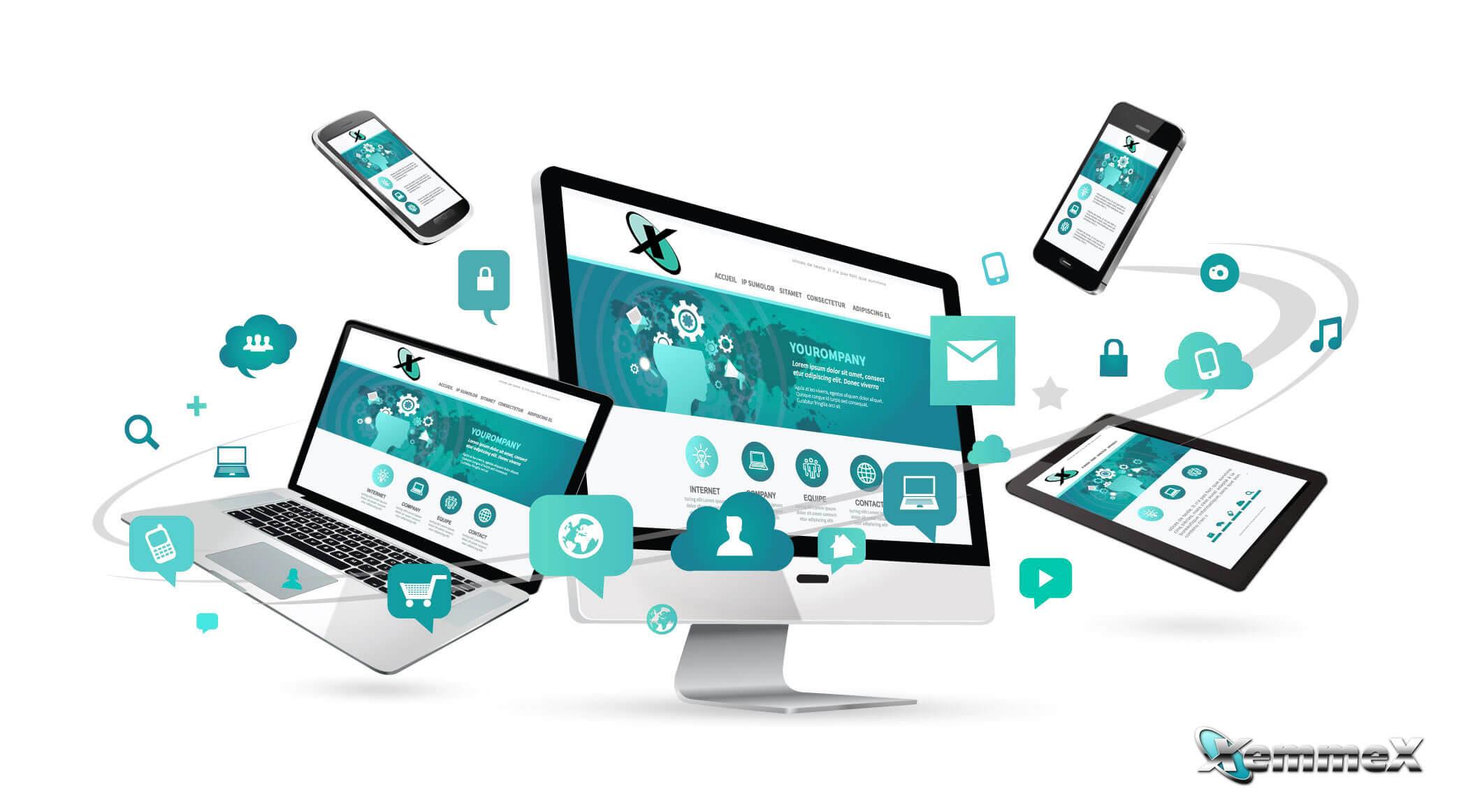 Conception de site Web de rencontres en ligne
